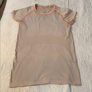 Lulu lemon swiftly tech t shirt!!